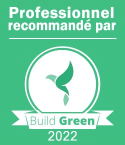Professionnel Recommandé par Build Green