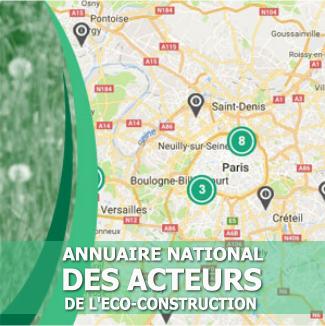 Annuaire des acteurs de l'éco-construction