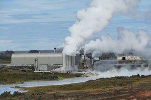 energie geothermique