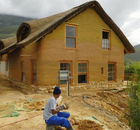 Populaire Habitat alternatif | Build Green MC68