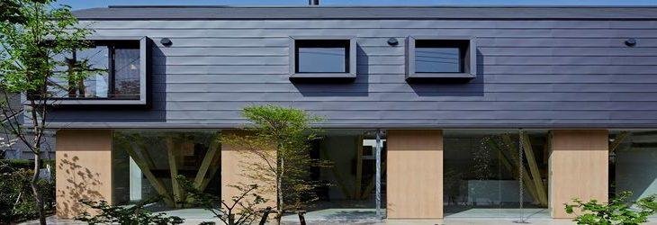 Une-quand on s'inspire de l'arbre pour ventiler une maison japonaise