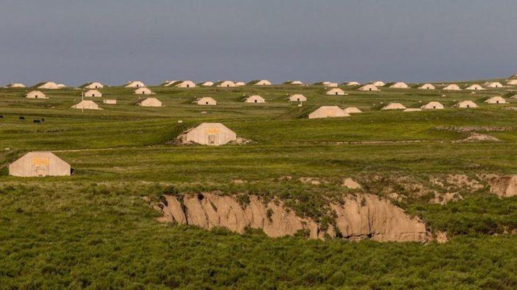 Une-Rehabilitation d'anciens bunkers du Dakota pour une communaute de survivalistes