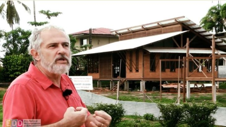 Une-revitalisation du centre bourg de Maripasoula - Guyane