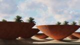des toits concaves pour r cup rer l 39 eau de pluie build green. Black Bedroom Furniture Sets. Home Design Ideas