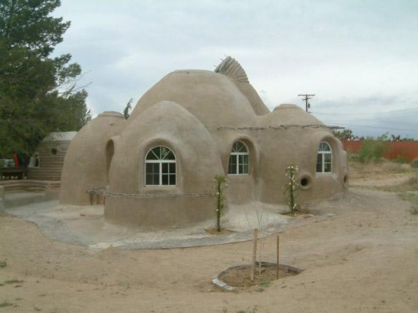 Terre crue le meilleur des co mat riaux build green for Dirt cheap house plans