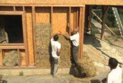 Paille la solution cologique ultime build green for Construction de maison en paille
