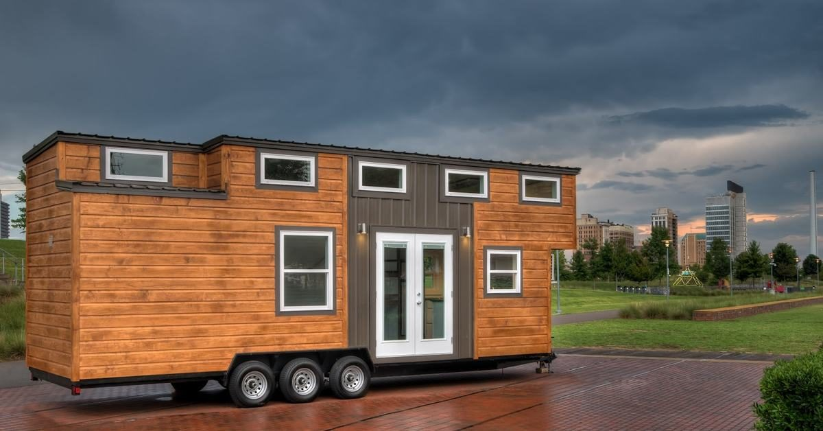 tiny house avantages et inconv nients build green. Black Bedroom Furniture Sets. Home Design Ideas
