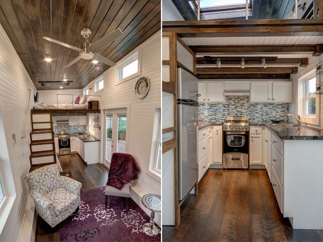 Tiny House Avantages Et Inconvenients Build Green
