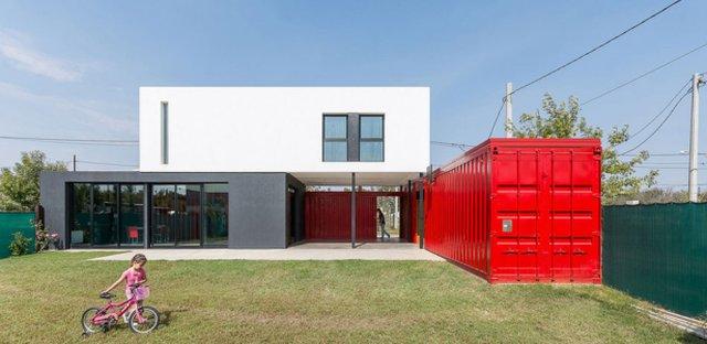 Maison container une solution cologique build green - Prix maison conteneur ...