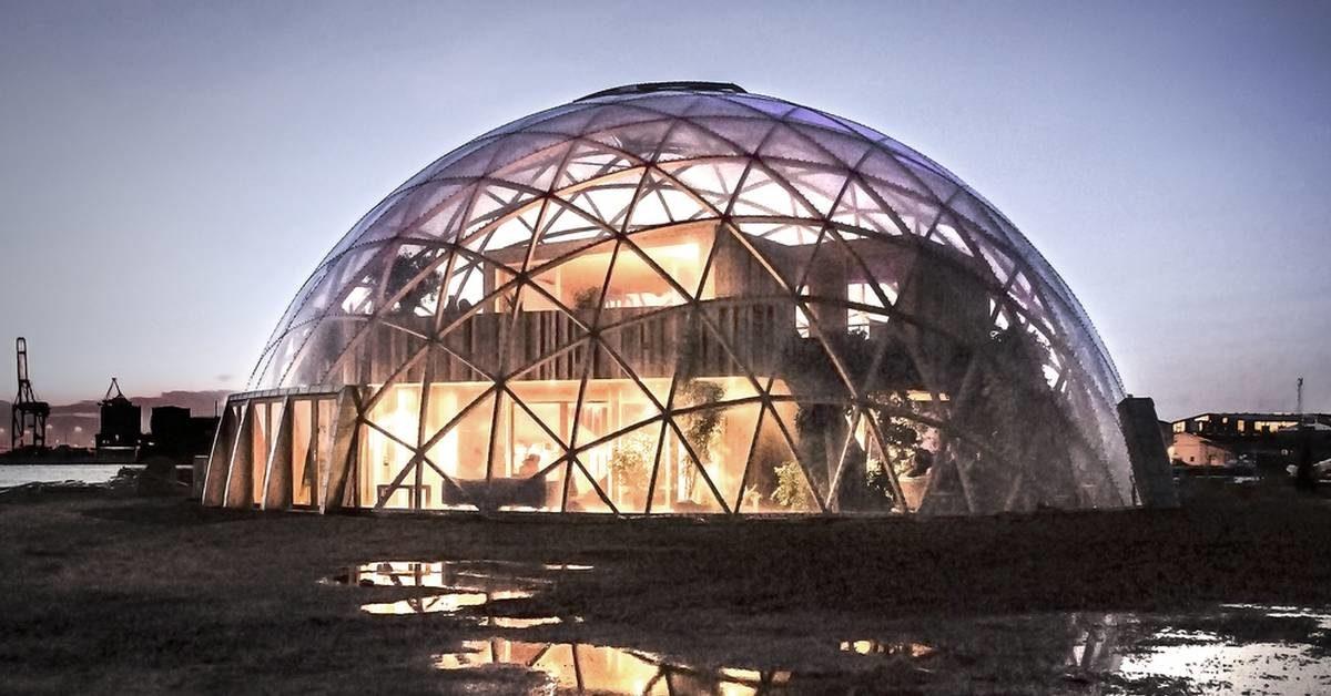 vivre dans une bulle pour r duire ses consommations build green. Black Bedroom Furniture Sets. Home Design Ideas