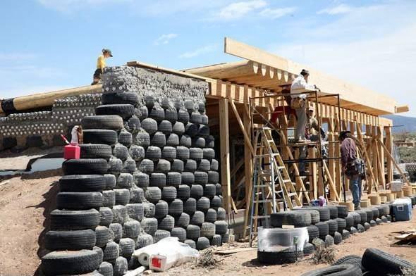 Earthship et Géonef, avantages et inconvénients | Build Green