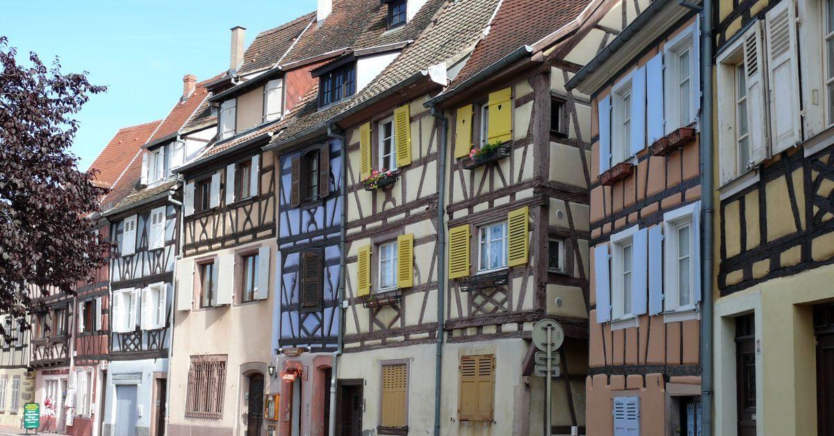 colombage et pans de bois ces plus anciennes maisons de france build green. Black Bedroom Furniture Sets. Home Design Ideas