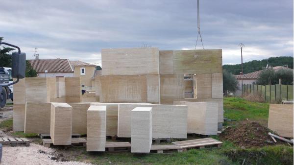 les qualit s thermiques de la pierre massive la loupe build green. Black Bedroom Furniture Sets. Home Design Ideas