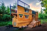 extérieur - Basecamp tiny house par Backcountry Tiny Homes - Usa