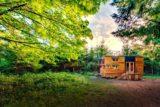 vue d'ensemble - Basecamp tiny house par Backcountry Tiny Homes - Usa
