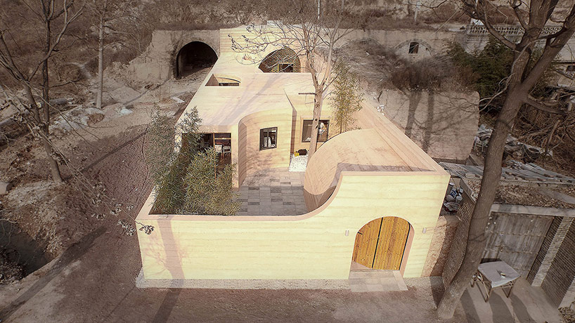 Vue d'ensemble - Cavehouse par Hypersity - Chine