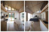 cuisine - SCL Maison isolée paille par Jimmi Pianezzola Architetto - Italie