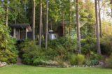 façade jardin - Bunker house par Olson Kundig - Usa