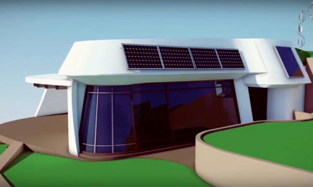 maquette - Lifehaus-Lebanon-nh-architecture