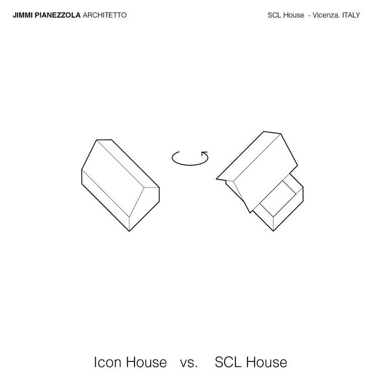 Plan Coupe Maison: Une Maison Italienne à Architecture Bioclimatique Et