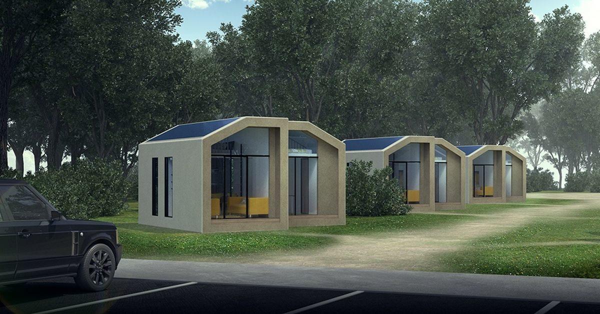 Staykondo des micro maisons modulaires en chanvre industriel build green - Maison modulaire ...