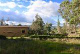 vue latérale - Earth house par Alfonso Arango - Colombie