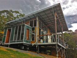 Kin Kin Container House - Queensland - Australie