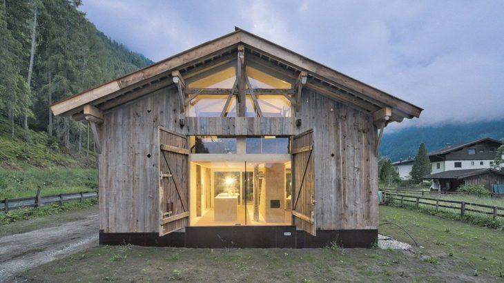 Maison Moser par architectes Madritsch et Pfurtscheller - Autriche