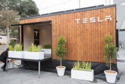 Tesla tiny house - Australie