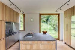Cuisine - The-Nook par Hall+Bednarczyk - Monmouthshire - Nouvelle-Zelande