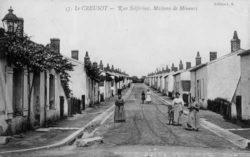 La cité de la Villedieu - Le creuzot - FR-71 - 1865