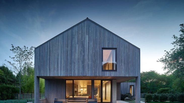 Une - House-lane par Maziar-Behrooz-Architecture - Nouveau-Mexique - Etats-Unis