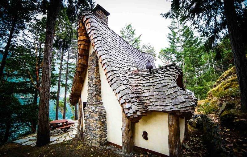 côté - Winckler cottage par Lindcroft Custom Dwellings - Vancouver - Canada