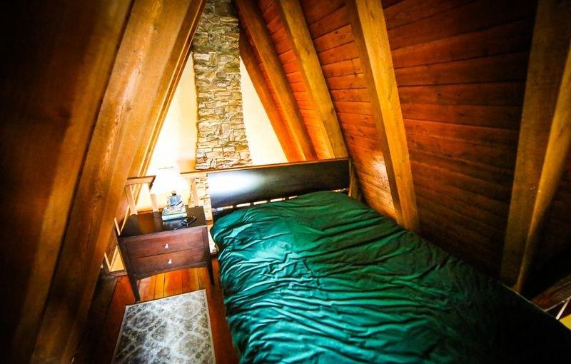 chambre - Winckler cottage par Lindcroft Custom Dwellings - Vancouver - Canada