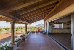 terrasse & vue panoramique extérieure - Kumanchikua-House par Moro-Taller-Arquitectura - Tarecuato - Mexique