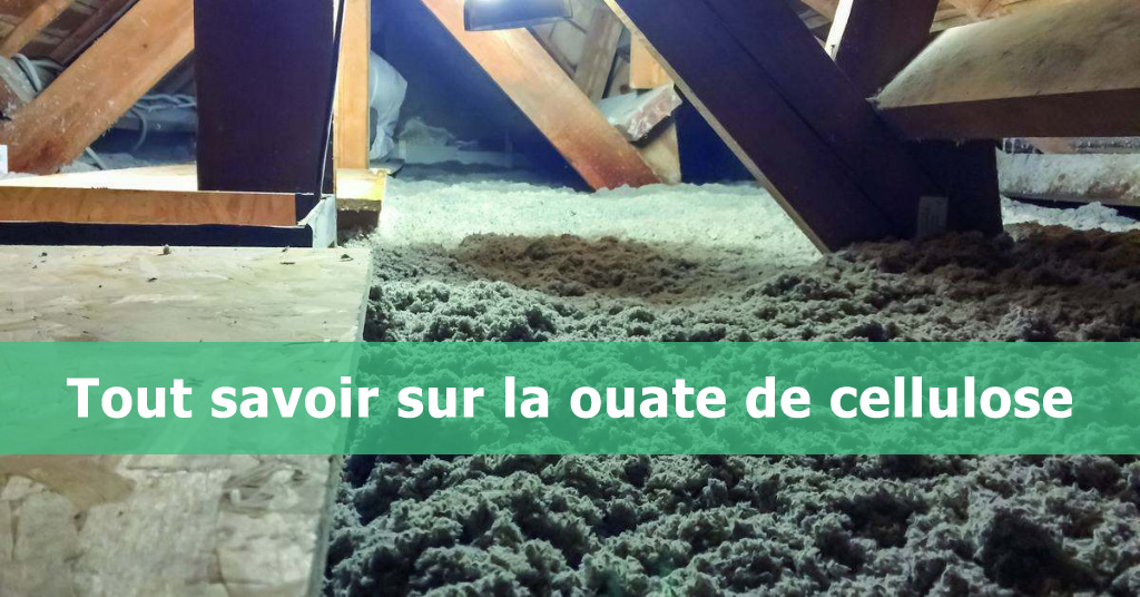 tout savoir sur la ouate de cellulose build green. Black Bedroom Furniture Sets. Home Design Ideas