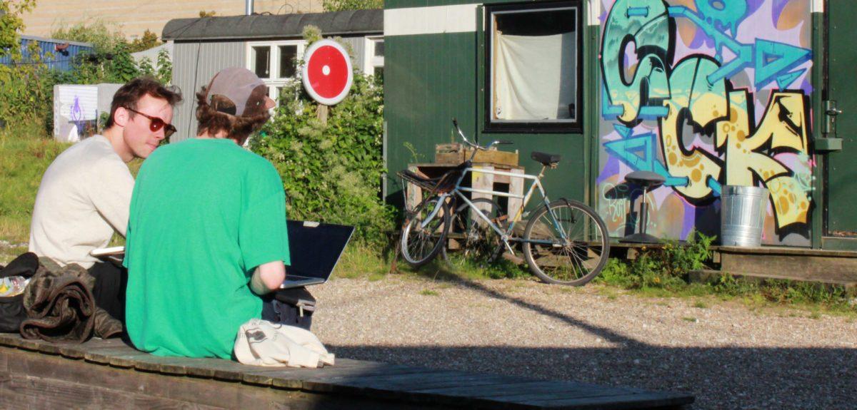 Aarhus et l'institut pour x - Danemark