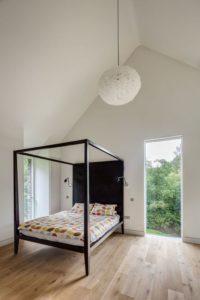 Chambre - The-Nook par Hall+Bednarczyk - Monmouthshire - Nouvelle-Zelande