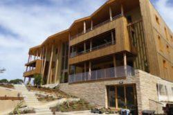 Bâtiment Place du village - Mascobado par Architecture & Environnement - Montpellier, France