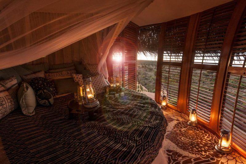 Chambre - NAY PALAD par Daniel Pouzet - Segara Retreat, Kenya