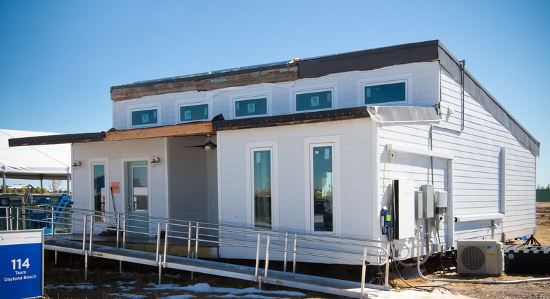L'Université de Daytona Beach-troisième-Solar Decathlon 2017 US