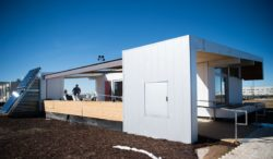 L'équipe de l'Université du Nevada-Solar Decathlon 2017 US