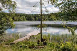 Lac et forêt dense - Solar-powered house par Eklund Stockholm - Goteborg, Suede
