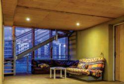 Mini salon - Mascobado par Architecture & Environnement - Montpellier, France