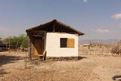 Partie en terre battue - Babus-house par C-re-a.i.d - Kilimandjaro, Tanzanie