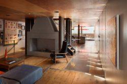 Pièce de vie - Carroll-House par studio-Lot-Ek - Brookyln, USA