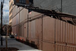 Piles de containers - Carroll-House par studio-Lot-Ek - Brookyln, USA