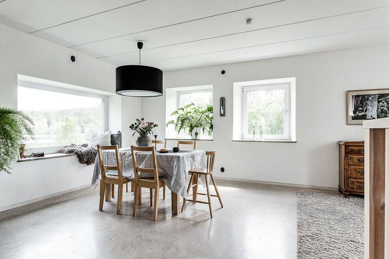 Séjour - A-Frame par Eklund Stockholm - Goteborg, Suede