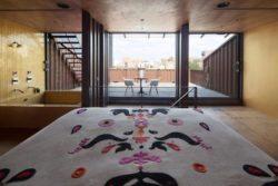 Suite parentale et accès terrasse toit - Carroll-House par studio-Lot-Ek - Brookyln, USA