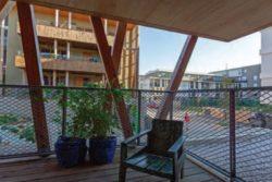 Terrasse bois - Mascobado par Architecture & Environnement - Montpellier, France
